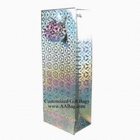 Holographic Paper Wine Bag
