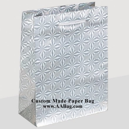 hologram Paper Bag