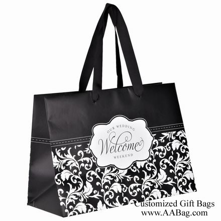 Customize high quality paper bag
